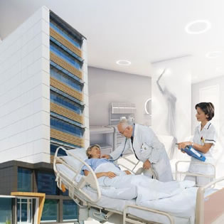 Building state of the art medical centers and supplying revoultionary cell therapy